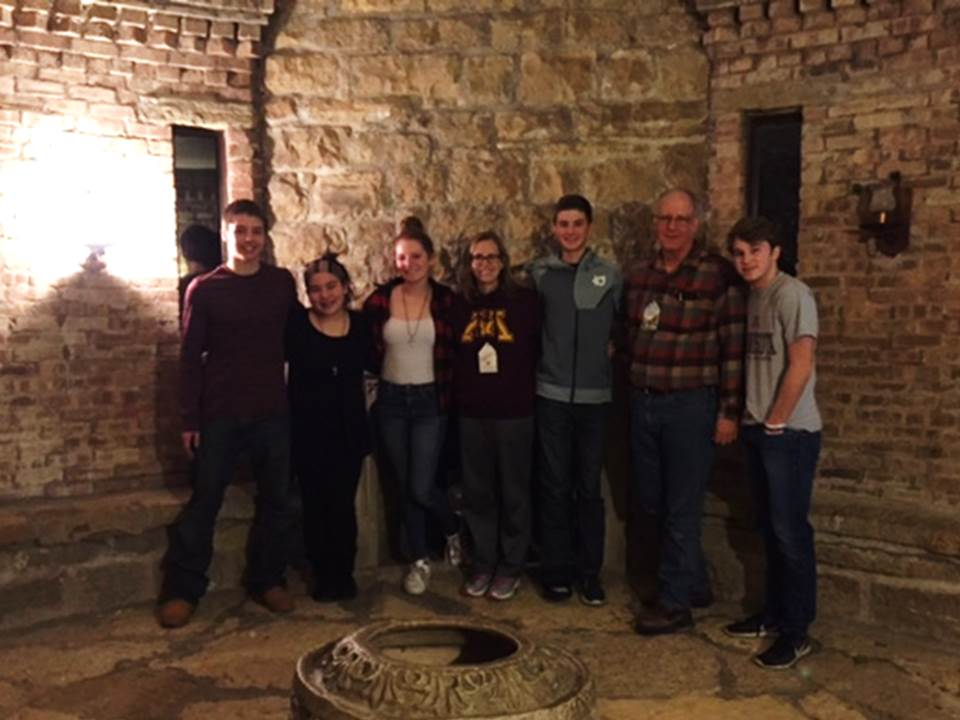 Confirmation Retreat to Stronghold