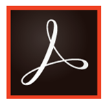 icon for Acrobat PDF files